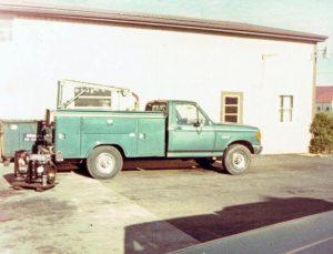 1994 service truck