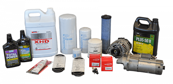 Common engine parts from HooverTec