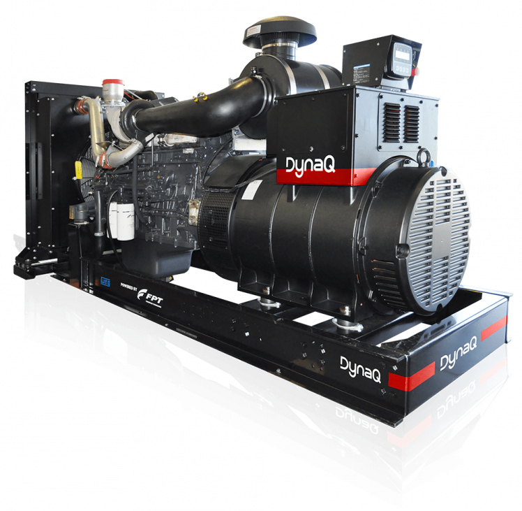 DynaQ™ Generators - Diesel Powered Prime or Standby Electrical Power Solutions