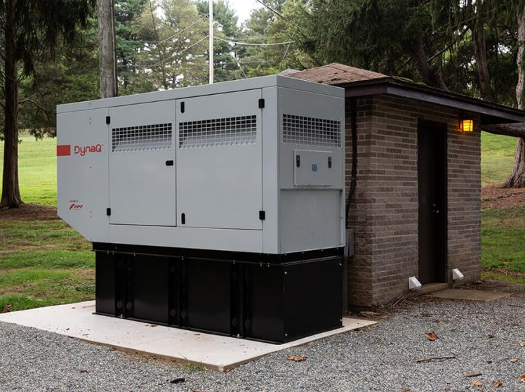 Stand by power generator