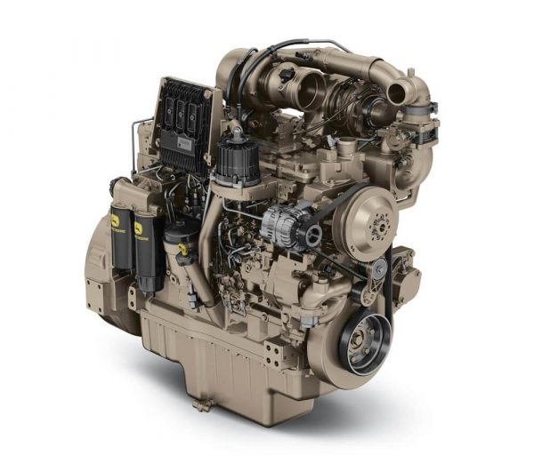 John Deere Diesel Engines